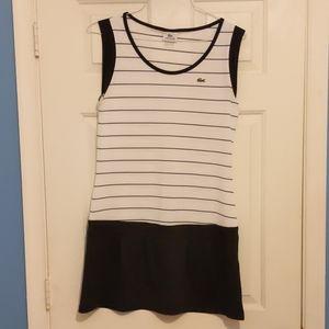 Lacoste tennis dress
